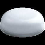 Изображение Светильник светодиодный ДБП-12w с оптико-акустическим датчиком 4000K 900Лм круглый пластиковый IP54 белый (71926 NBL-R2)