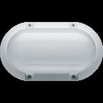 Изображение Светильник светодиодный ДБП-8w 4000K 700Лм IP65 овальный пластиковый белый (94822 NBL-PO1)