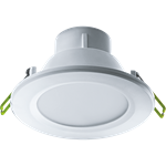 Изображение Светильник светодиодный ДВО-10w 4000K 700Лм белый (94836 NDL-P1)