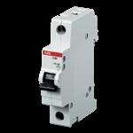 Изображение ABB S201 Автоматический выключатель 1P 10A (B) 6kA