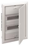 Изображение ABB Шкаф внутреннего монтажа на 24М с самозажимными N/PE UK620P3RU