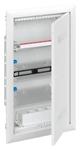 Изображение ABB Шкаф мультимедийный с дверью с вентиляционными отверстиями UK636MV (3 ряда)