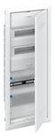 Изображение АВВ Шкаф комбинированный с дверью с вентиляционными отверстиями (5 рядов) 24М UK662CV