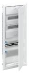 Изображение ABB Шкаф комбинированный с дверью с радиопрозрачной вставкой (5 рядов) 24М UK662CW