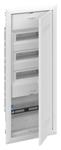 Изображение ABB Шкаф комбинированный с дверью с радиопрозрачной вставкой (5 рядов) 36М UK663CW