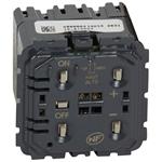 Изображение Legrand Celiane Мех светорегулятора нажимного 40-600 Вт для л/н и обм тр-ров 2 мод