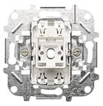 Изображение ABB NIE Мех одноклавишного переключателя, 16А/250 В