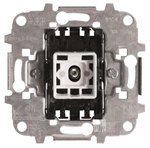 Изображение ABB NIE Мех одноклавишного переключателя, с лампой контрольной подсветки, 10А/250В