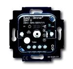 Изображение ABB BJE Мех Светорегулятор поворотный для л/н, галоген ламп с обмот трансф 500W