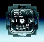 Изображение ABB BJE Мех Светорегулятор поворотный для л/н, галоген ламп с электрон трансф 420W