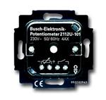 Изображение ABB BJE Мех Светорегулятор поворотный для люм/ламп с эл-ным ПРА (упр 1-10 В, 50 мА)