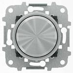 """Изображение ABB SKY Moon Мех электронного поворотного светорегулятора для люминесцентных ламп 700 Вт, 0/1-10 В, 50 мА, кольцо """"хром"""""""