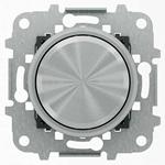 """Изображение ABB SKY Moon Мех электронного универсального поворотного светорегулятора 60 - 500 Вт, кольцо """"хром"""""""