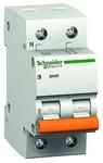 Изображение SE Домовой ВА63 Автоматический выключатель 1P+N 20A (С) 4.5kA