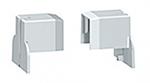 Изображение SE Acti 9 Заглушки боковые для гребенчатых шинок 1P+H