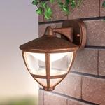 Изображение Gala D брауни уличный настенный светодиодный светильник