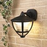 Изображение Gala D черный уличный настенный светодиодный светильник