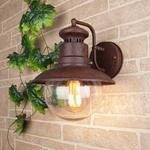 Изображение Talli D GL брауни уличный настенный светильник