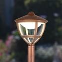 Изображение для категории Светильники уличные на столбе для дома и дачи