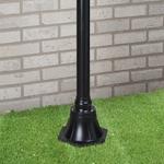 Изображение Столб для светильника 1043 120 см черный