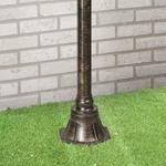 Изображение Столб для светильника 1043 120 см черное золото