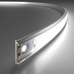 Изображение Гибкий алюминиевый профиль для LED ленты