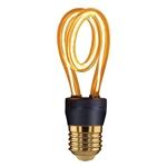 Изображение Светодиодная лампа Art filament 4W 2400K E27 Spiral