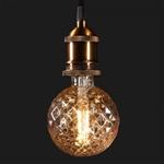 Изображение Светодиодная лампа Globe 4W 2700K E27 Prisma