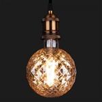 Изображение Светодиодная лампа Globe 8W 2700K E27 Prisma