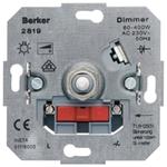 Изображение Мех-зм диммера 60-400Вт 230В~ 50Гц Berker