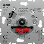 Изображение Мех-зм диммера 40-500Вт/ВА, индукт. трансформ., 230В~ 50/60 Гц с Soft-регулировкой Berker
