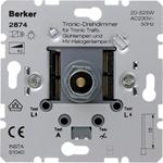 Изображение Мех-зм диммера 20-525Вт/ВА 230В~ 50/60 Гц с Soft-регулировкой Berker