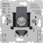 Изображение Мех-зм диммера 60-420Вт/ВА 230В~ 50/60 Гц с Soft-регулировкой Berker