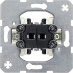 Изображение Мех-зм выключателя для жалюзи с блокировкой 1-пол., 10А 250В~