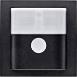 Изображение S.1/B.3/B.7 Линза датчика движения 1,1 с выключателем, антрацит матовый Berker