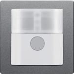 Изображение Q. Berker.Net - Линза датчика движения ИК 1,1, алюминий бархатный Berker