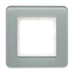 Изображение Q.7 Рамкa 1-местная, стекло, полярная белизна Berker