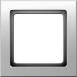 Изображение Q.3 Рамка 1-ная, бел. бархат