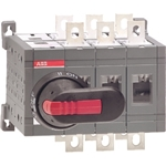 Изображение ABB OT160E03C Выключатель-разъединитель реверс 3Р 160A без ручки и переходника