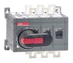Изображение ABB OT160E03CP Выключатель-разъединитель реверс 3Р 160A с ручкой и переходником