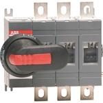 Изображение ABB OT200E03 Выключатель-разъединитель 3Р 200A,без ручки и переходника