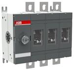 Изображение ABB OT250E03 Выключатель-разъединитель 3Р 250A,без ручки и переходника