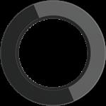 Изображение Рамка на 1 пост (Черный)