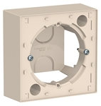 Изображение SE AtlasDesign Беж Коробка для наружного монтажа