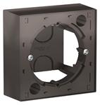 Изображение SE AtlasDesign Мокко Коробка для наружного монтажа