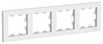 Изображение SE AtlasDesign Бел Рамка 4-ая, универсальная