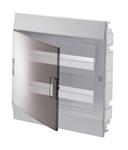 Изображение ABB Mistral41 Бокс в нишу 36М прозрачная дверь 2 ряда (c клемм)