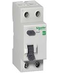 Изображение EASY 9 Дифференциальный автоматический выключатель 1П+Н 40А 30мА C AC