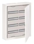 Изображение ABB AT42 Шкаф распределительный навесной (стальная дверь) 96мод. 674х574х140 IP43