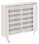 Изображение ABB AT54E Шкаф распределительный навесной (стальная дверь) 240 мод. 824х1074х140 IP43